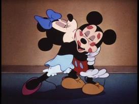 Quand le chat n'est pas là, les souris dansent ♥ Minnie Mouse Tumblr_mj3fi83cja1rdsufno1_400