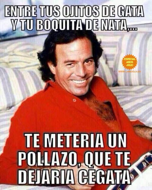 Julio Iglesias es rock and roll - Página 5 Tumblr_mqqxn8KLxB1rxxalpo1_500