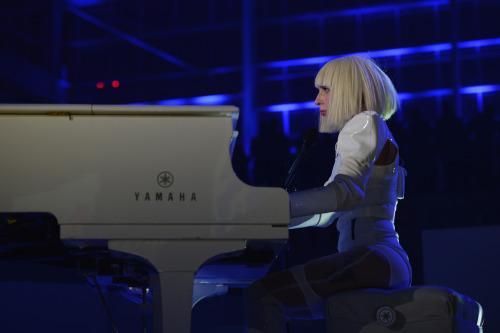 Lady Gaga >> artRave [10/11/13] Tumblr_mw3gdwnuc41qdmb8eo9_500