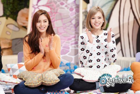 [NEWS + FLICKS] 140307 NANA AND LIZZY ON KBS HELLO COUNSELOR Tumblr_n20wv8hJkR1snxjfzo1_1280
