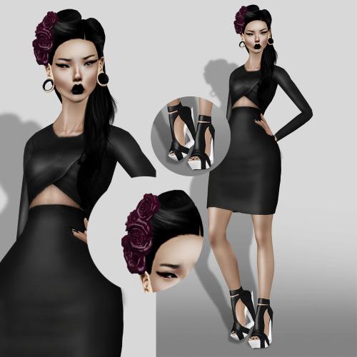 Украшения для головы, волос - Страница 9 Tumblr_n60r2sHHsT1sjvk38o1_500