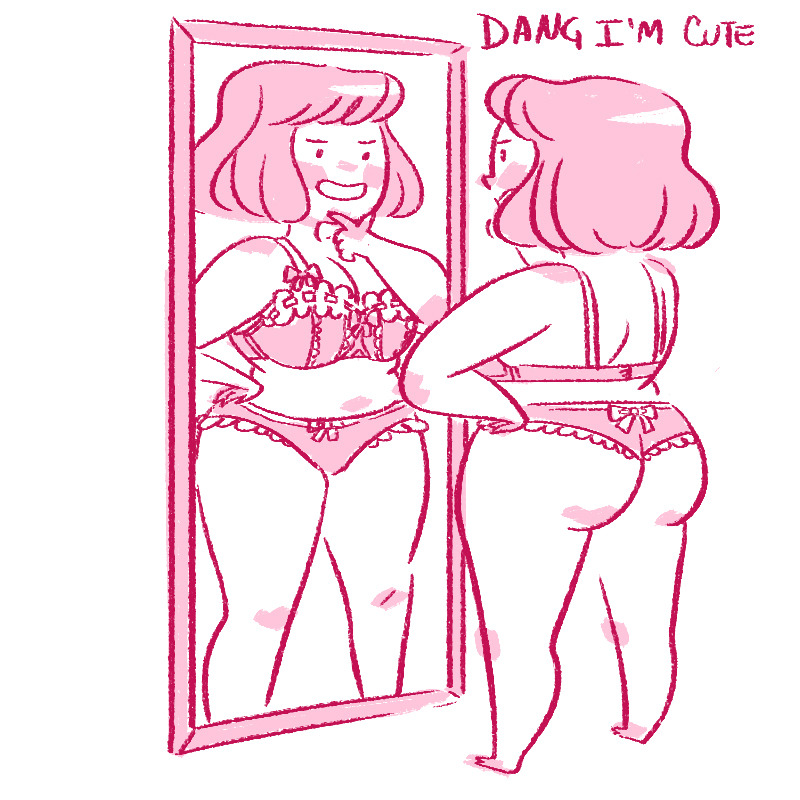 Body Positive ou comment voir son corps positivement - Page 3 Tumblr_n4flb3GmMh1r0mak4o6_1280