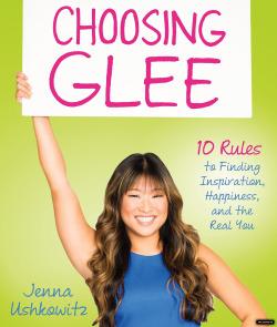 """صور من كتاب تينا """" choosing glee """" Tumblr_mmlz21MrNX1rkr8qco1_250"""