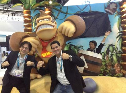 Donkey Kong Country: Tropical Freeze (Don't Be Cranky, Be Funky) Tumblr_moakms7LKA1qetlheo1_500