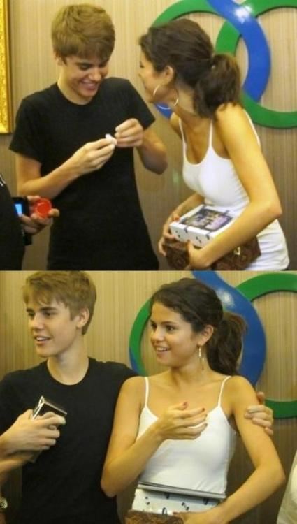 Justin Bieber and Selena Gomez - Page 6 Tumblr_lk8ngeg7Yx1qdl7pdo1_500