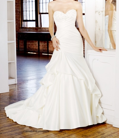 Wedding Dresses. - Page 5 Tumblr_lklbe4Pnl01qcvj8io1_500