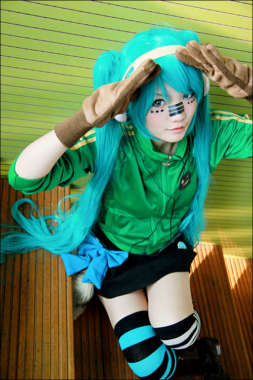 project diva  cosplay Tumblr_lkq7qv7oxW1qi1vg5o1_500