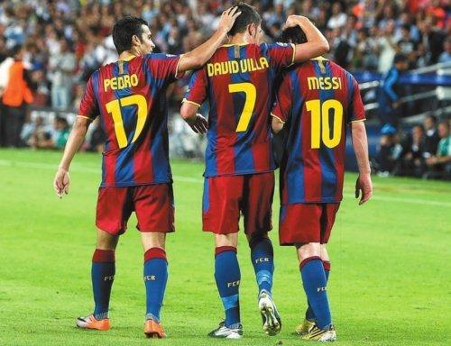 صور اضافية عن لقاء برشلونة ضد المان بعد المباراة  Tumblr_llx9naf6dW1qdzvzto1_500
