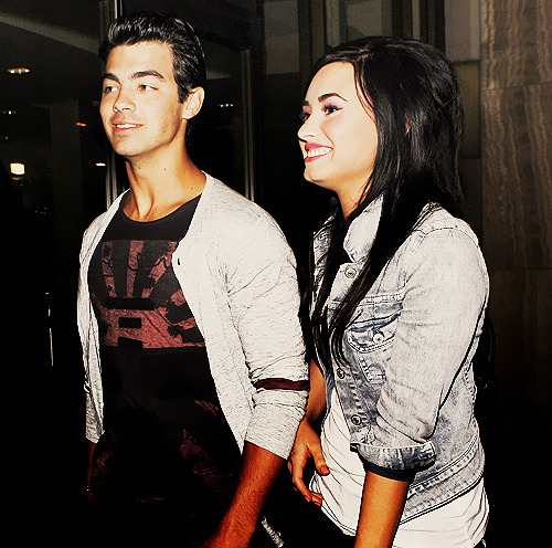 Joe Jonas and Demi Lovato. - Page 3 Tumblr_lm56ekL33r1qfrux8o1_500