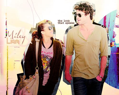 Miley Cyrus and Liam Hemsworth. - Page 2 Tumblr_ln9iu5pCqs1qlwl57o1_500