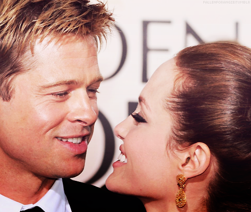 Brad Pitt and Angelina Jolie. - Page 3 Tumblr_lo1js208qx1qe747eo1_500