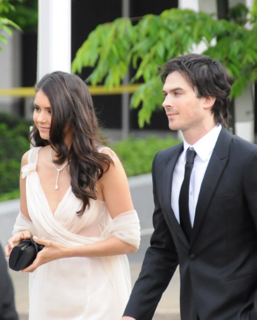 Nina Dobrev and  Ian Somerhalder. - Page 5 Tumblr_lp2cdnS6lT1qd0b5eo1_500