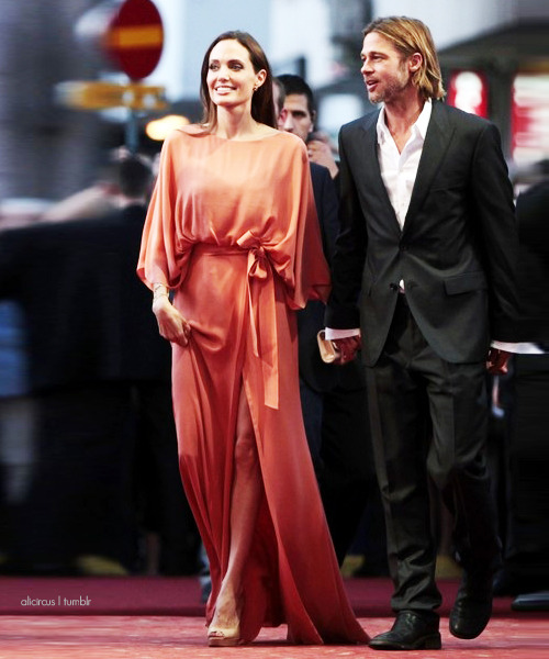 Brad Pitt and Angelina Jolie. - Page 2 Tumblr_lp8r7mqXpl1qd24ico1_500