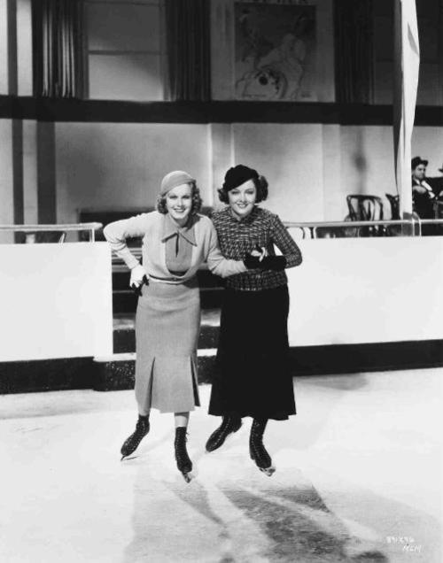 Wife vs Secretary  ( Sa Femme et sa dactylo) de Clarence Brown (1936) Tumblr_lpanbui9mI1qcodkyo1_500