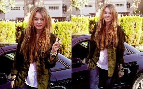Miley Cyrus [2] - Page 3 Tumblr_lqj8ihprH41qjed6lo1_500