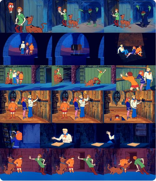 Scooby Doo. Tumblr_lr2p4cefKe1qetpboo1_500