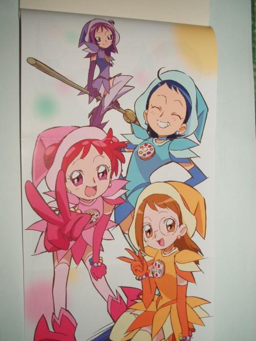 La Light Novel d'Ojamajo Doremi 16 ja és aquí Tumblr_lvuukqY9tm1r2f5bro1_500