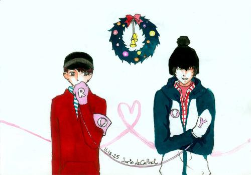 Yewook Christmas♥ !! Tumblr_lwt8moRAVC1r40bado1_500