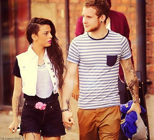 Cher Lloyd and Craig Monk. Tumblr_lyitxuZTZ51qg36hdo1_500