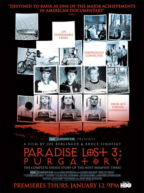 Paradise Lost, The Child Murders at Robin Hood Hills. Tumblr_m1he6qs1y51qlebd0o1_500