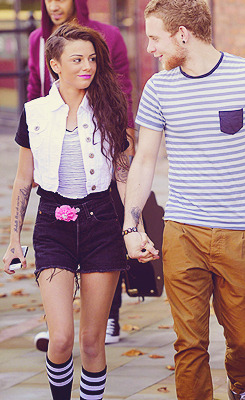 Cher Lloyd and Craig Monk. Tumblr_m2fli6LAM71rp6ceso2_r1_250