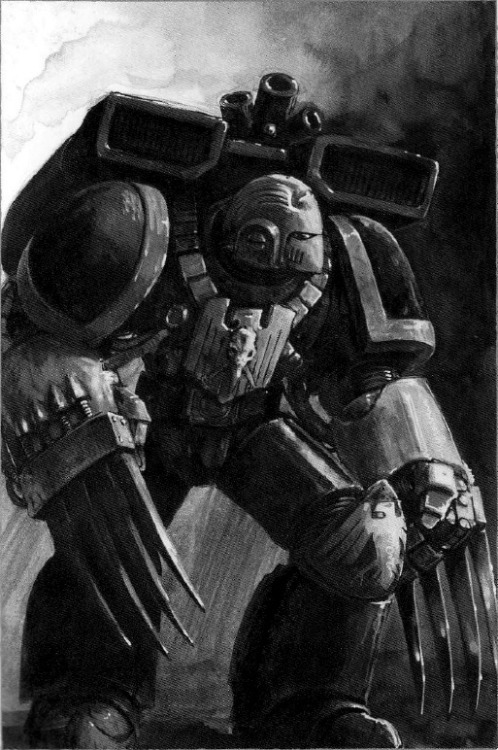[W40K] Collection d'images : Space Marines Tumblr_m2my4iqQJw1rq1yzso1_500