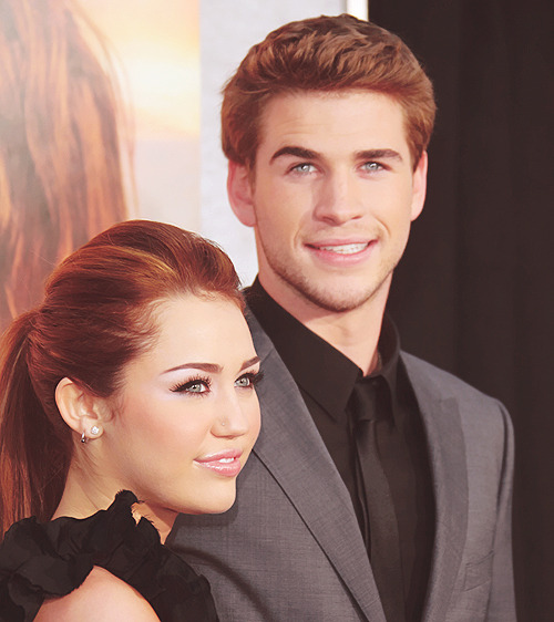 Miley Cyrus and Liam Hemsworth. - Page 7 Tumblr_m2ye7s3plt1rte0d7o1_500
