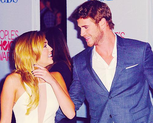 Miley Cyrus and Liam Hemsworth. - Page 7 Tumblr_m3ky71ReCz1qa3eimo1_500
