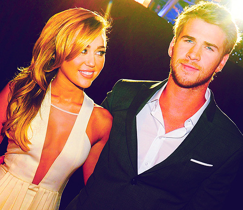 Miley Cyrus and Liam Hemsworth. - Page 7 Tumblr_m3q3yjJVsR1rvc5qvo3_500