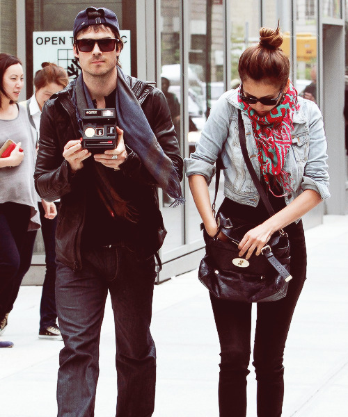 Nina Dobrev and  Ian Somerhalder. - Page 9 Tumblr_m3rz0wI1HP1r5opswo1_500