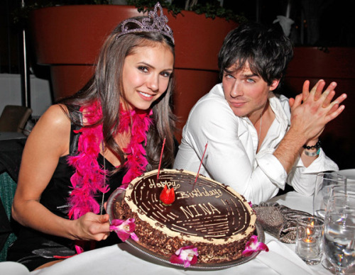 Nina Dobrev and  Ian Somerhalder. - Page 9 Tumblr_m3u9blwYd71qkaq8to1_500