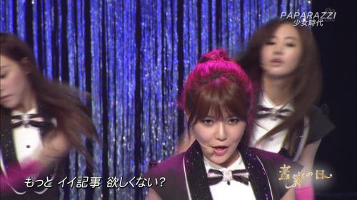 (Caps) لاداء SNSD في البرنامج اليابانيOngaku no Hi ..!! Tumblr_m760l9ArD81qe3g37o1_500