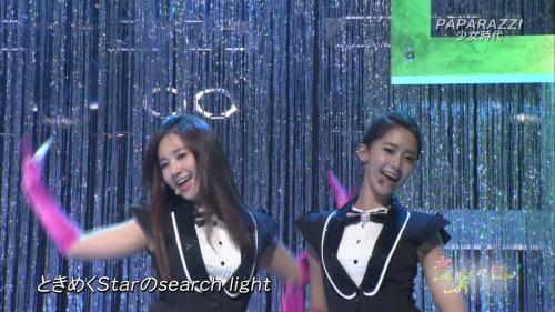 (Caps) لاداء SNSD في البرنامج اليابانيOngaku no Hi ..!! Tumblr_m760xurvaD1qe3g37o1_500