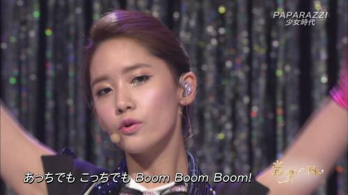(Caps) لاداء SNSD في البرنامج اليابانيOngaku no Hi ..!! Tumblr_m7614wXxT81qe3g37o1_500