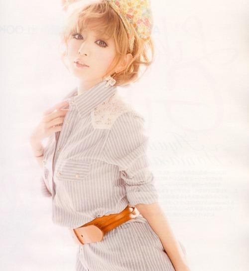 Ayumi Hamasaki >> Noticias e Información  Tumblr_m770ykxXZG1rosze6o1_500