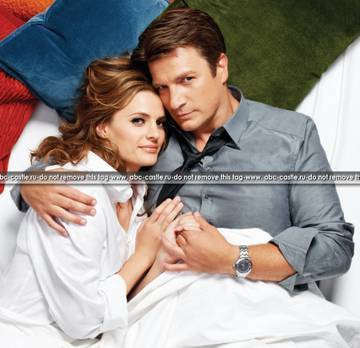 New EW pics of Caskett.. (they are HOT) Tumblr_manorhKPwW1rss2s7o1_400