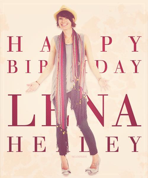 Lena Headey (Cersei Lannister) Tumblr_mbaqd4PylO1qhfclfo1_500
