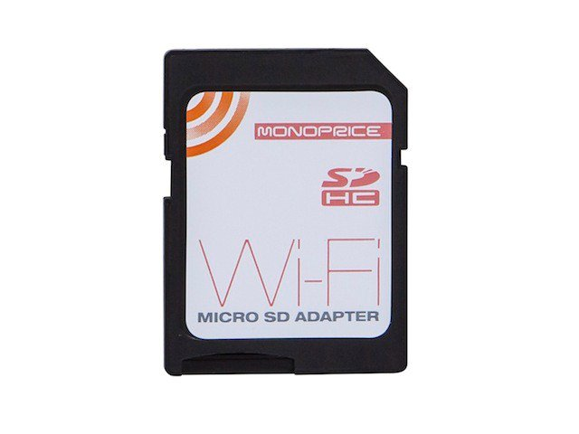 Простой и дешевый WiFi-адаптер для старых камер 1403243346_114441