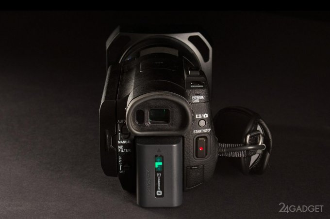 SONY FDR-AX100 - ретро внешность и современная начинка 1402462868_24gadget-sony-fdr-ax100-back-1500x1000