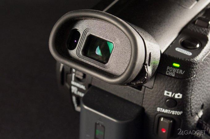 SONY FDR-AX100 - ретро внешность и современная начинка 1402462904_24gadget-sony-fdr-ax100-viewfinder-1500x1000