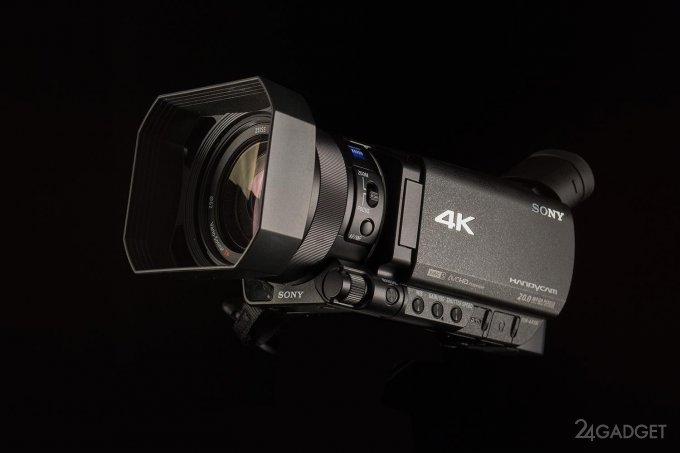 SONY FDR-AX100 - ретро внешность и современная начинка 1402462916_24gadget-sony-fdr-ax100-mainfulloffset1-1500x1000