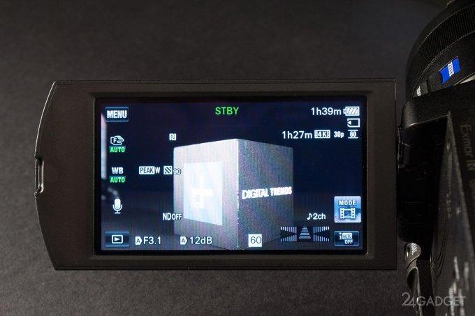SONY FDR-AX100 - ретро внешность и современная начинка 1402462957_24gadget-sony-fdr-ax100-shootscreen-1500x1000