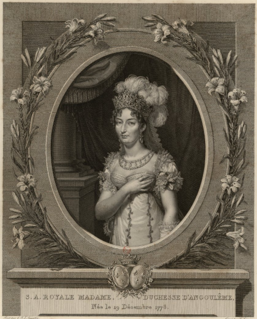 Marie-Thérèse-Charlotte in Art - Page 2 Tumblr_mfip5mUXak1qiu1coo1_500