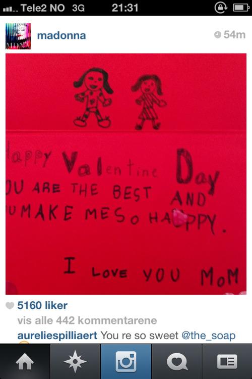 Madonna en las redes sociales (Facebook, Twitter, Instagram...) - Página 2 Tumblr_mi893rPTRE1qzwglbo1_500