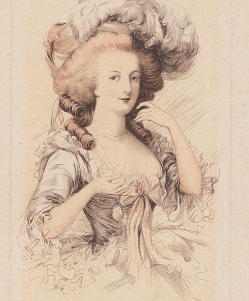 Marie-Antoinette in Art - Page 3 Tumblr_mnj0cn6llA1qatfdco1_500