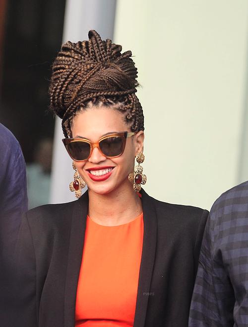 Beyoncé > Apariciones en público <Candids> [III] Tumblr_mksfinTwGD1ry0gfbo1_500