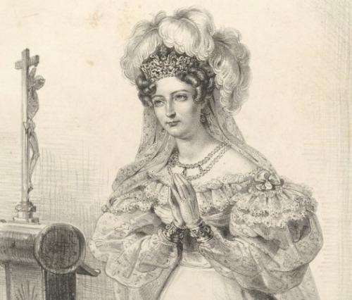 Marie-Thérèse-Charlotte in Art - Page 2 Tumblr_mjmcfxevE71qatfdco1_500