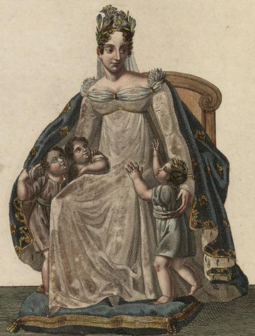 Marie-Thérèse-Charlotte in Art - Page 2 Tumblr_mf7lrjQbIn1qiu1coo1_500