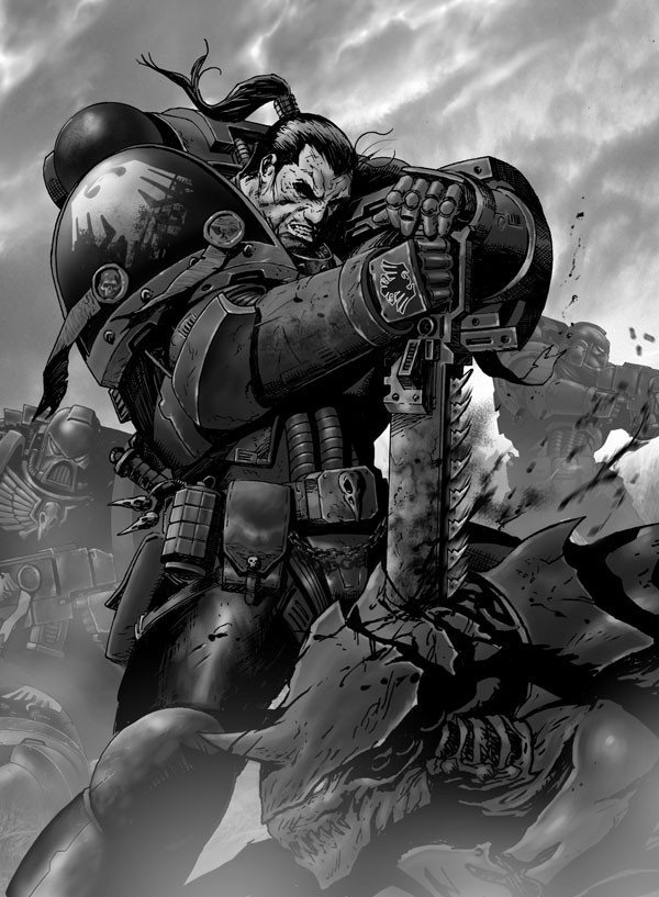 [W40K] Collection d'images : Space Marines Tumblr_meu66gX43b1rqoolmo1_1280