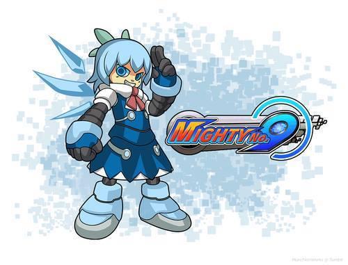 Mighty No.9 (Kickstarter) Tumblr_msklusKB6f1ro1no1o1_500